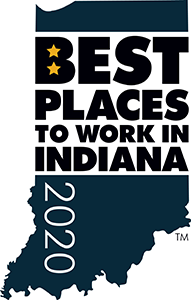 Best Places to Work in Indiana 2020 logo