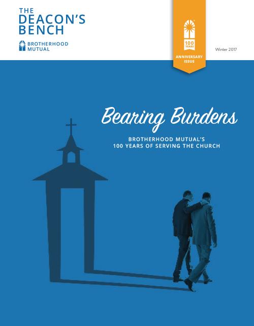 Deacon's Bench - Bearing Burdens