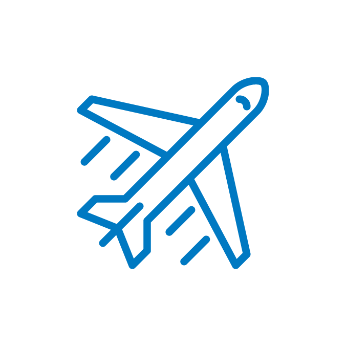 Jet icon by Brotherhood Mutual